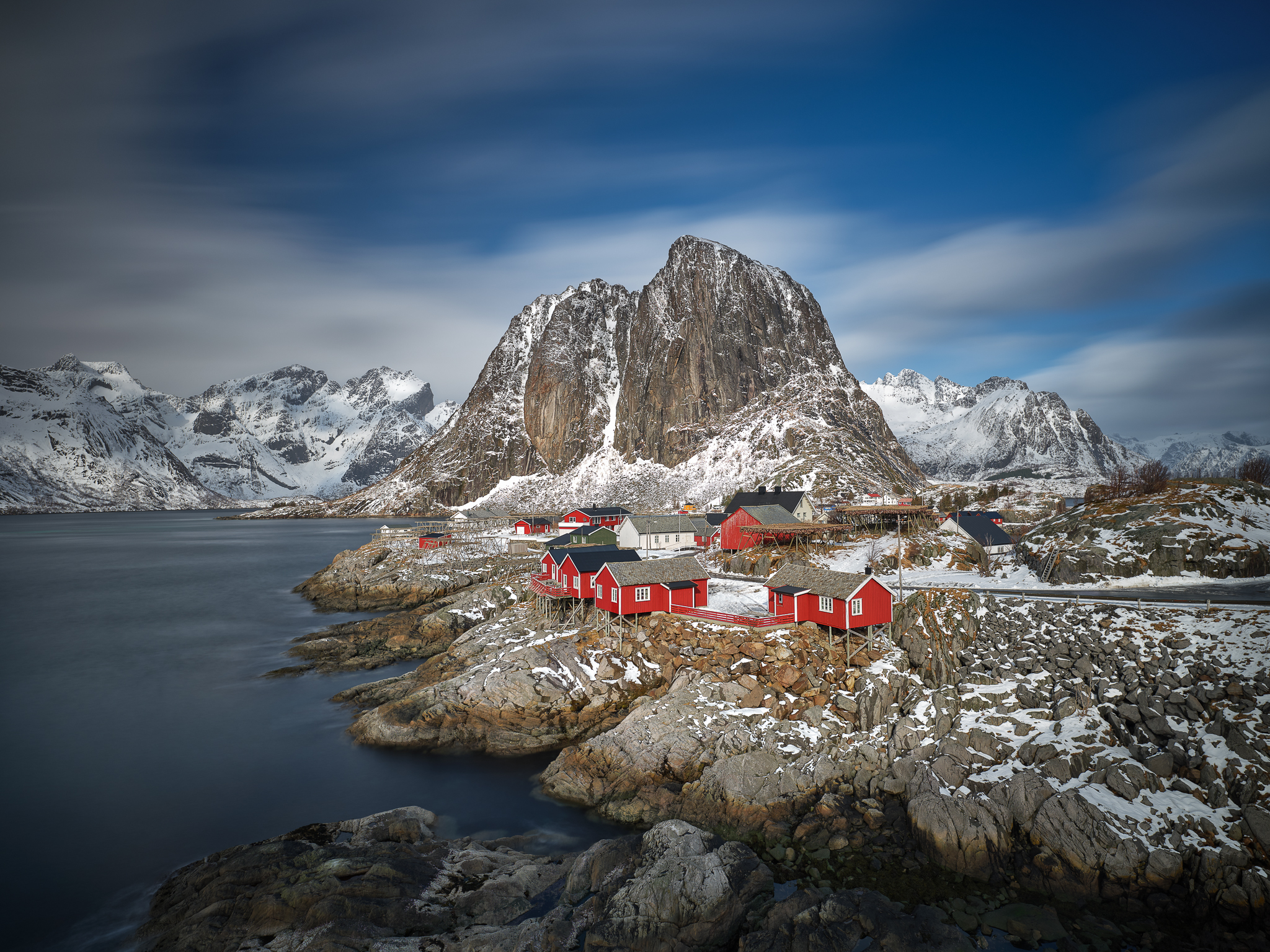 Hamnoy Battle